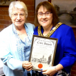 Honorary Freeman - Pamela Braithwaite