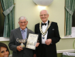 Mr. J. Allcroft, Joseph J. Magrath OB.E., Award For Public Voluntary Service 2011