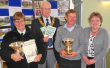 Prize Allotment Award and Best Kept Garden Winners 2011